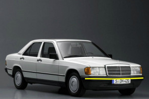 Mercedes-190-w201