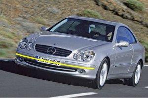 Mercedes-270-clk