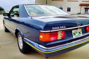Mercedes-500--1982