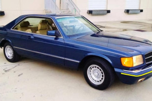 Mercedes-500-1982