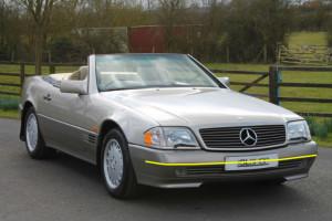 Mercedes-500sl