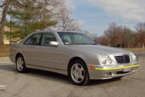 Mercedes-Benz--E430