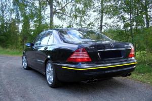 Mercedes-Benz-S