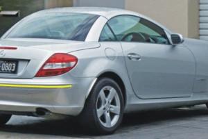 Mercedes-Benz-SLK-200