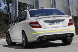 Mercedes-C220-W204-AMG