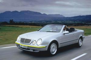 Mercedes-CLK-200