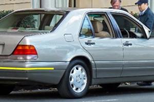 Mercedes-S320-W140