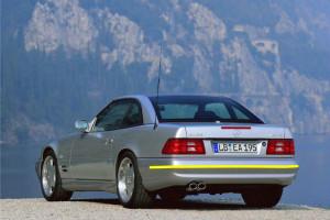 Mercedes-benz-slr-129