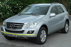 Mercedes-ml-400