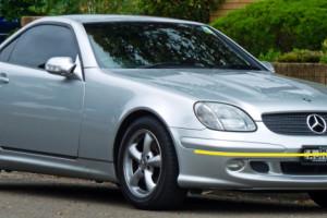 Mercedes-slk-r170