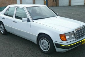 Mercedes-w-124