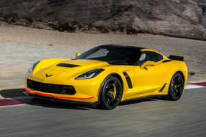 Chevrolet--Corvette