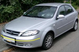 Chevrolet--Lacetti