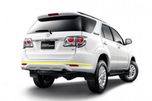 Toyota--fortuner