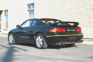 Toyota-SW20-MR2