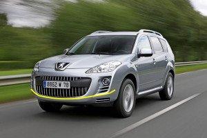Peugeot--4007