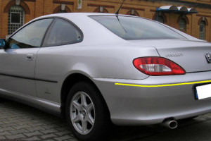 Peugeot-406coupè