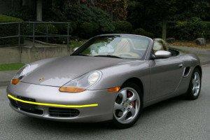 Porsche--boxster