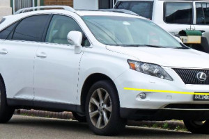 Lexus--RX-350