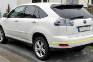 Lexus-RX-400