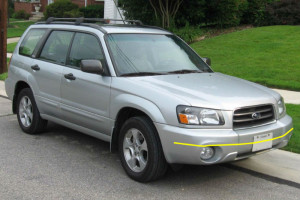 Subaru--Forester