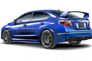 Subaru--WRX