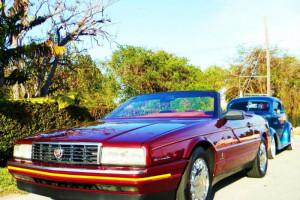 Cadillac--Allante