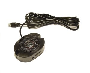 invisible electromagnetic parking sensors buzzer