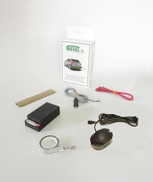 Kit proxel sensores aparcamiento electromagneticos invisibles eps dual 3