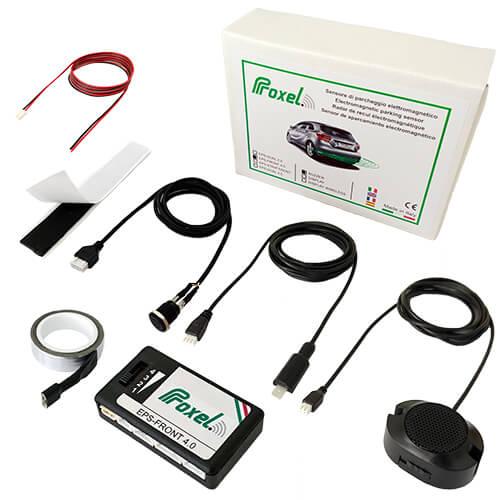 Sensores de aparcamiento delantero proxel