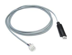 Sensores aparcamiento electromagneticos invisibles wireless - cable datos