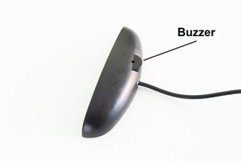 Sensores aparcamiento electromagneticos invisibles wireless - pantalla posterior