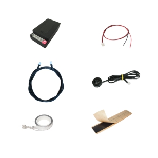 Sensores de aparcamiento trasero electromagnética invisible EPS-DUAL 2.0