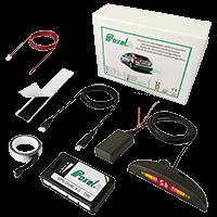 Sensores de aparcamiento trasero EPS DUAL 3.0 avec affichage sans fil