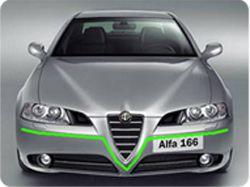Exemple d'installation de capteur de l'antenne EPS sur Alfa romeo