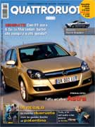 Article radar de recul EPS Quattroruote aprile 2004