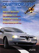 Article radar de recul EPS Quattroruote giugno 1997