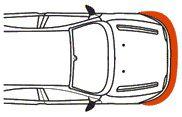Sensore di parcheggio Eps Dual Front Zona 2