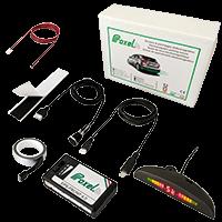 sensore di parcheggio anteriore proxel eps front con Display
