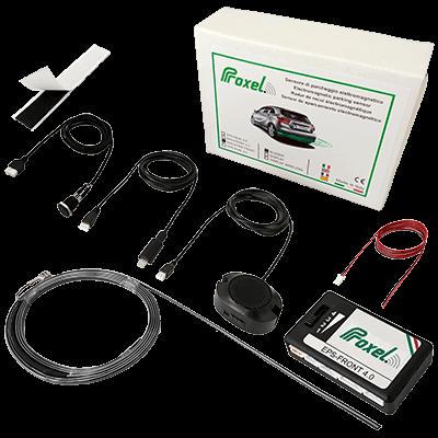 Sensori di parcheggio elettromagnetici invisibili EPS-STRIP FRONT