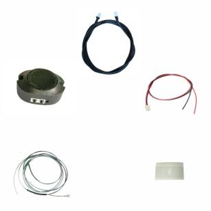 Sensori di parcheggio elettromagnetici invisibili anteriori EPS-STRIP FRONT
