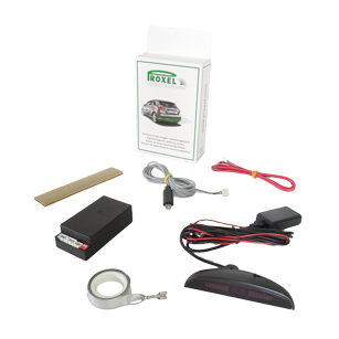 kit sensori parcheggio invisibili eps dual 3 kit display wireless