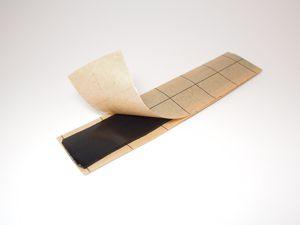 Sensori di parcheggio elettromagnetici invisibili - Mastice