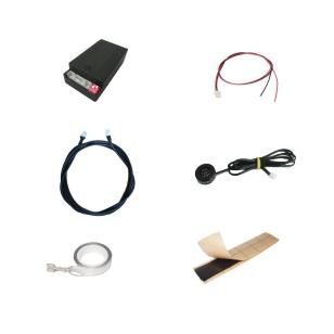 Sensori di parcheggio elettromagnetici invisibili posteriori EPS-DUAL 2.0